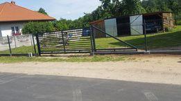 Ogrodzenia metalowe nowoczesne panele siatki Rabat %%