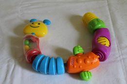 Zabawka Gąsienica Fisher-Price