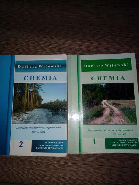 CHEMIA/Matura/Medycyna zbiór zadań Dariusz Witowski Wodzisław Śląski - image 1