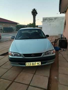 1997 Toyota Corolla 180i GLE Good Condition