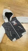 92-98см куртка меховушка