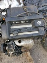 Двигун Двигатель мотор VW Golf 4 1,4 16V AKQ Bora seat
