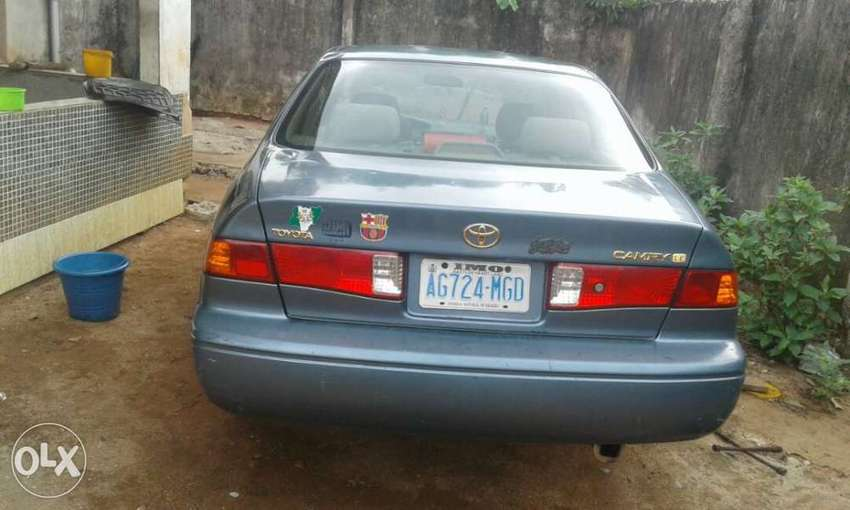 Clean Nigeria Used Camry 0