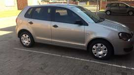 Volkswagen  polo vivo model 2012 mileage  108000