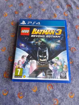 Lego batman beyond gotham ps4
