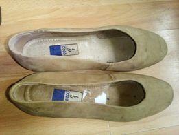 Туфли женские Ecco, стелька 25 см