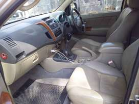 2009 TOYOTA FORTUNER 3.0 D4D 4X2