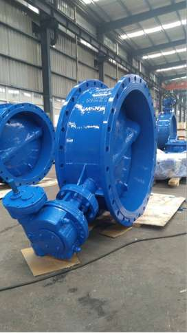 Double Eccentric Butterfly Valves 1000mm (Qty 2)