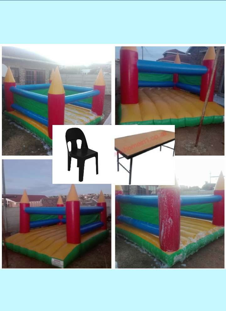 SPECIAL jumping castles hire 0