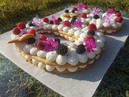 Домашние торты, пироги, трюфели на заказ
