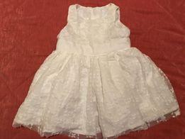 Koronkowa sukieneczka r.62 CoolClub