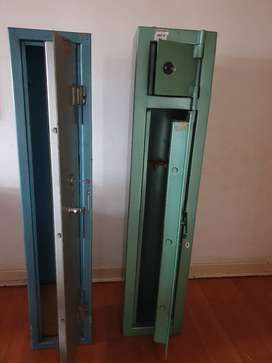 2 x 4 rifle safe for sale