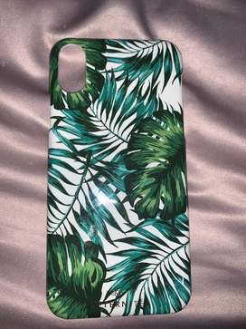 Leaves iphone x or iphone xs cover