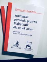Studencka poradnia prawna Podręcznik dla opiekunów NOWY