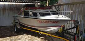 Lily Rose family boat
