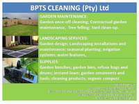 Image of garden maintenance, landscaping and supplies
