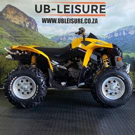 2007 CAN AM RENEGADE 800 | UB LEISURE