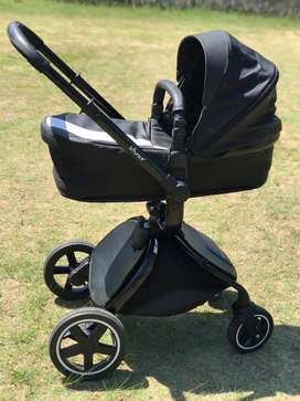 Bounce stylish stroller