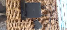 Telkom LID tv Box with remote,  fairly new condition