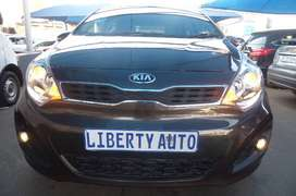 2015 #Kia #Rio Hatch 1.4 TEC #Automatic 25,000km Leather LIBERTY AUTO