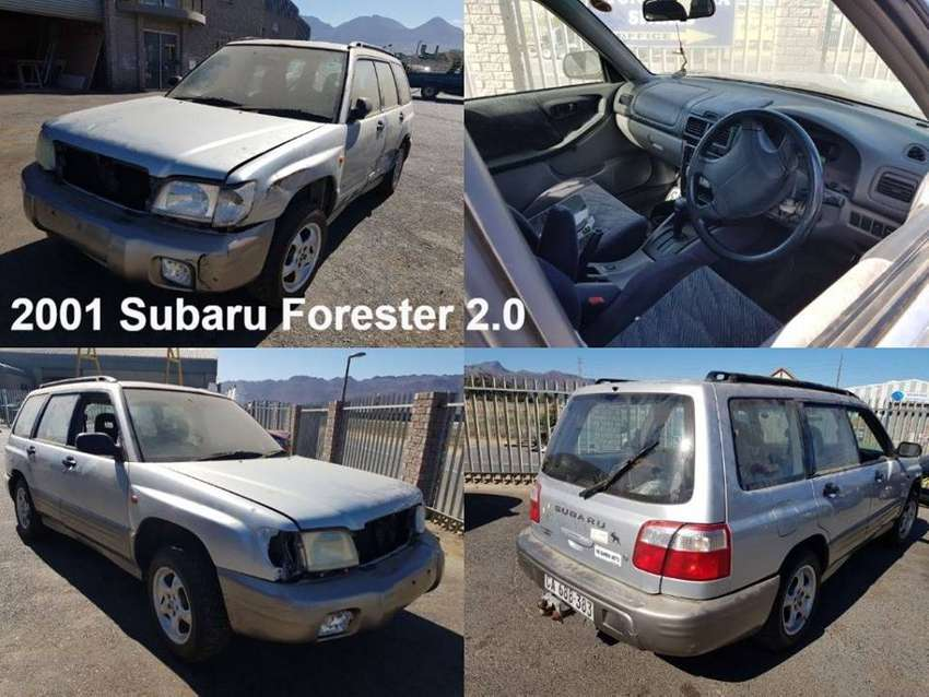 Subaru Forester stripping for spares. 0