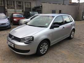 2017 Volkswagen Polo Vivo Gp 1.4 Trendline 62000 kilo For R109,000