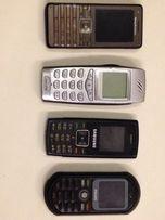 Sony Ericsson K770i; Sony J70; Samsung С160; Philips 350