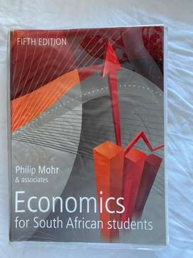Economics for South African Students - 5th ed