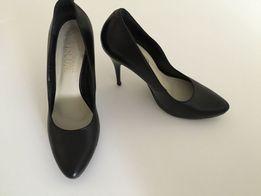 Czarne szpilki Zara, Kazar