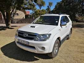 2009 Toyota Fortuner 4x4, D4D for sale