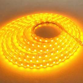LED Strip Lights 12V YELLOW/ORANGE Colour SMD5050. Brand New Products