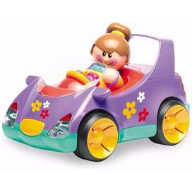 Tolo First Friends Car - Pastel Colours. Brand new