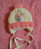 Зимняя шапка до 2л