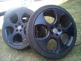 Polo gti Mags
