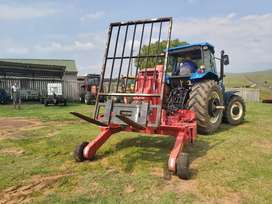 Forklift Tractor Attachment
