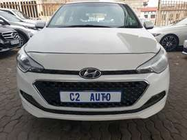 2018 Hyundai i20 1.2 Motion Manual