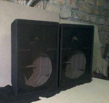 Продам колонки на динамиках Eighteen Sound 15W500 (Италия)