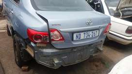 Toyota proffesional  (stripping for spares )