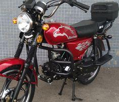 Мопед Musstang Alfa MT110-2