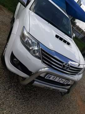 Toyota d4d 2012 is in good condition
