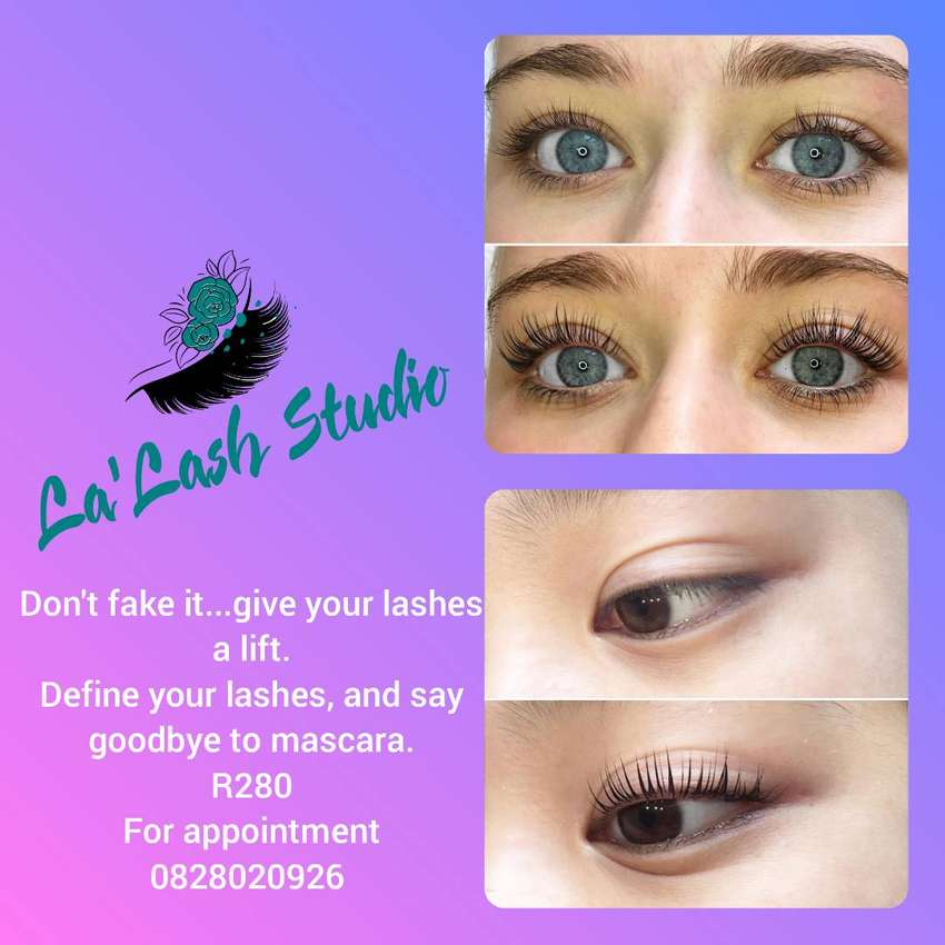 Make a Statement - Lash Lift 0