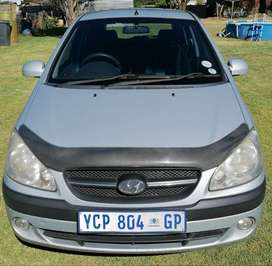 2009 Hyundai Getz 1.4 HS for sale