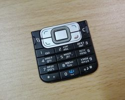 Кнопки клавиатура Nokia 6120 Classic (оригинал) б\у