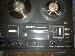 Магнитофон на бабинах Маяк -205