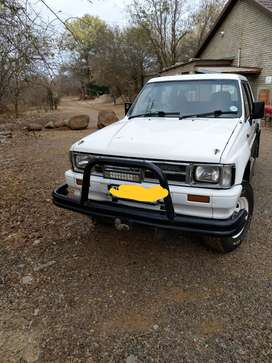 1994 Toyota Hilux 4x4 for sale or swop