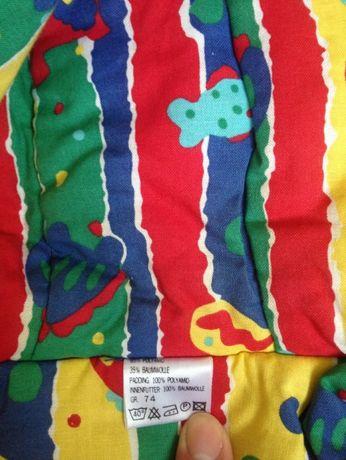 Куртка демисезонная на девочку 74см Кропивницкий - изображение 2