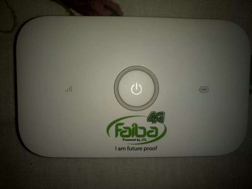 Faiba Mifi with accessories 0