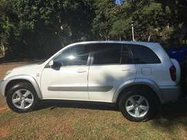 Toyota RAV 4 in good condition