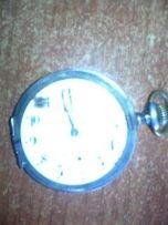 часы серебрянные старинные с печатями 1910 г.