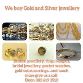 Local Gold and Silver Buyer, We come to You